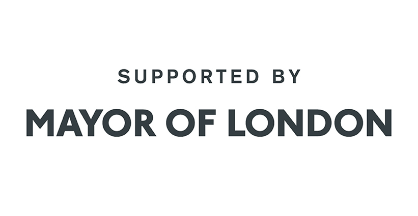 Supported by the Mayor of London